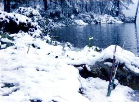 1993.07. - поход на Шавлинские Озера, Горный Алтай