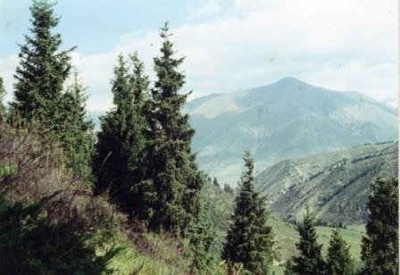 1992.09. - оз. Иссык-Куль